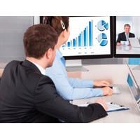 中翱电信视频会议国际优化光纤专线、4K高清视频会议优化专线