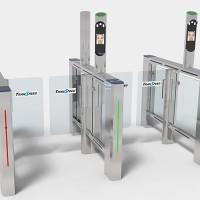商务楼人脸识别门禁-手机APP无线可视对讲远程开门